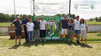 Förderverein Jugendfußball des SCMaisach e.V. - Gründung