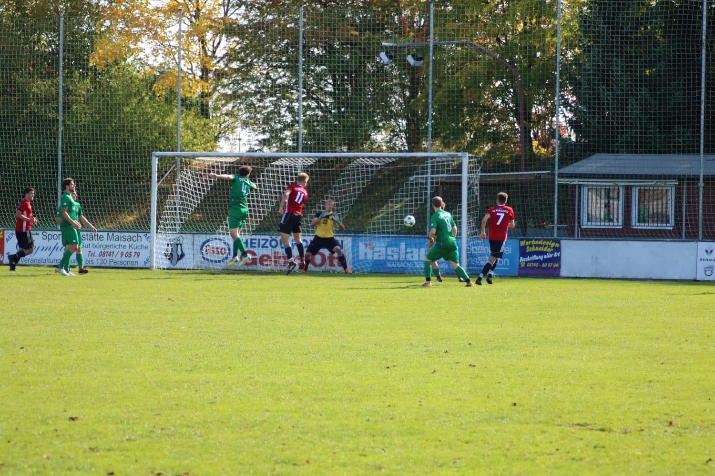 SC Maisach II : SV Puchheim