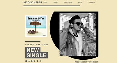 NicoMediaDesign - Nico Scherer