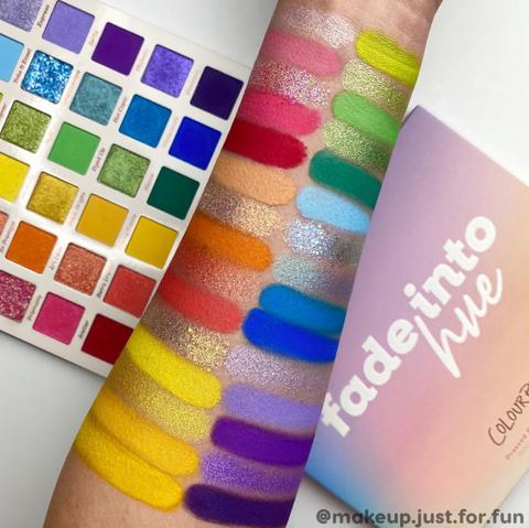 Fade Into Hue Palette - ColourPop Copy