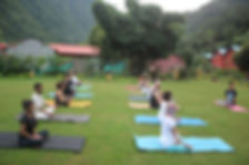 yoga ttc in rishikesh india