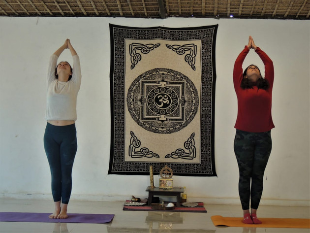 Yoga in Rishikesh