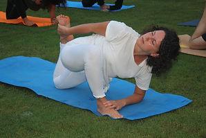 Yoga at Rishikesh
