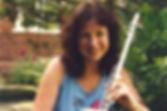 Chris flute, garden.jpg