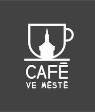 Logo pro kavárnu Café Ve městě (Roudnice n. L.)