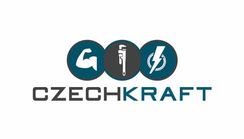 Logo pro česko-německou agenturu CzechKraft