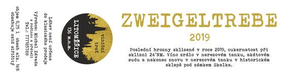 Etikety pro vinaře Michala Závadu