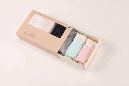 Everybay Soft Lace Midi -4pcs/box