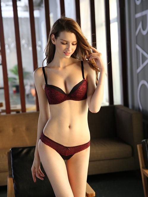 Sexy Lace Bra Set 性感蕾絲內衣套裝