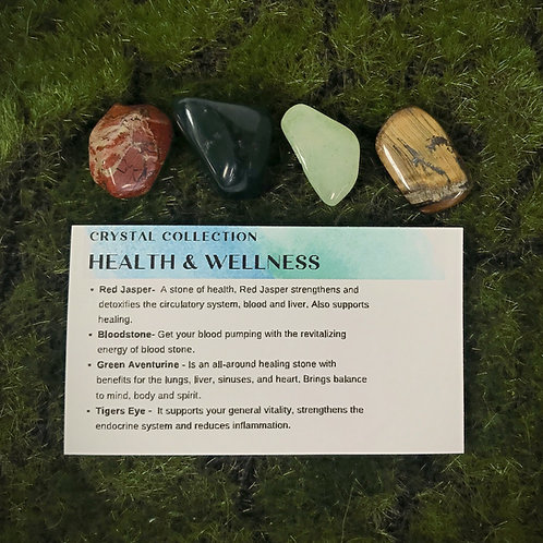 Health& Wellness Medicine Pouch