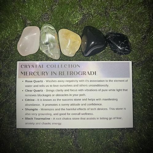 Mercury In Retrograde Medicine Pouch