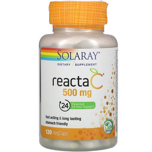 Reacta-C, 120 veg. caps