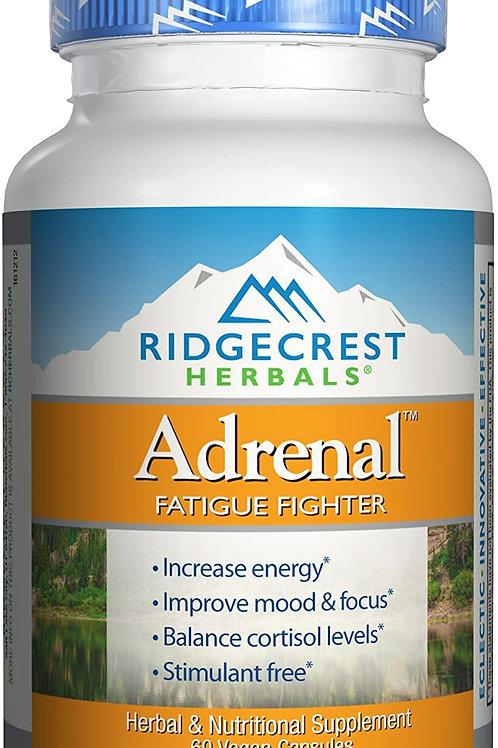 Adrenal Fatigue Fighter by Ridgecrest Herbals 60 ct