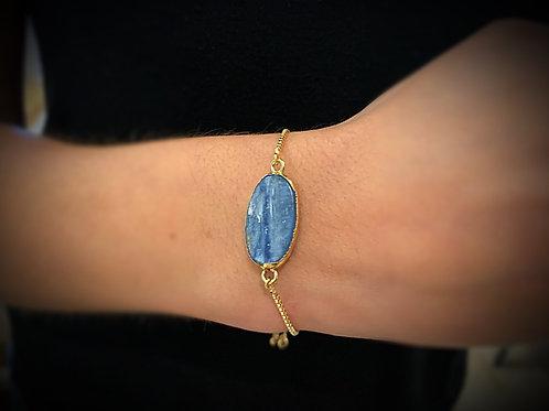 Kyanite Adjustable Bracelet