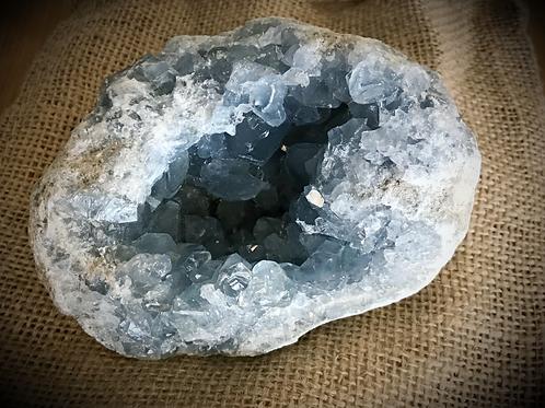 Celestite Crystal Chunk