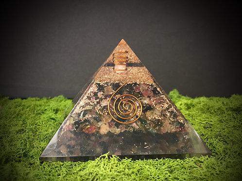 Large Orgonite Pyramid