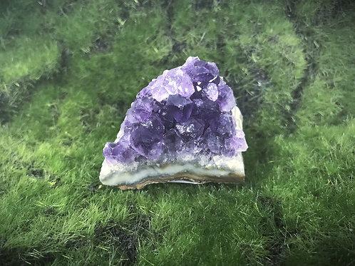 Amethyst Crystal Geode Chunk - Small