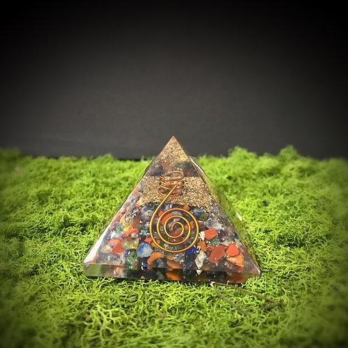 Small Orgonite Pyramid