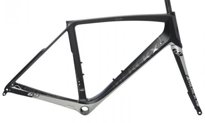 Eddy Merckx   Mourenx 69 Disc Frame S Carbon