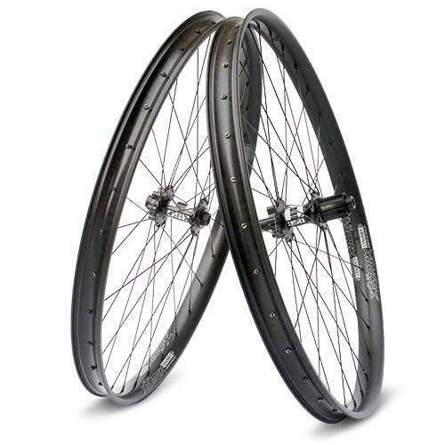 Atomik Chubby Wheelset DT Swiss 350