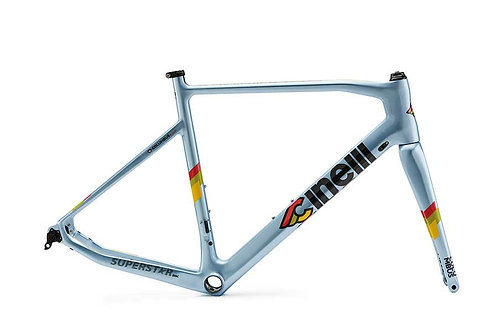 Cinelli Superstar Disc Gravel Frameset