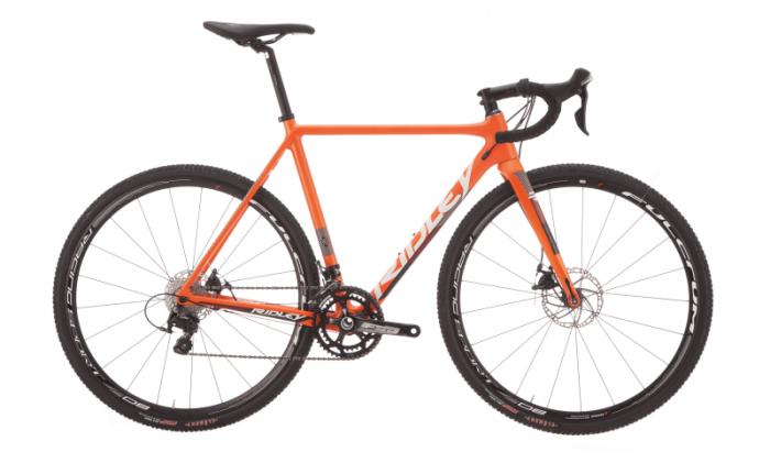 Ridley | X-Night 105 Disc MDB Cyclocross Bicycle