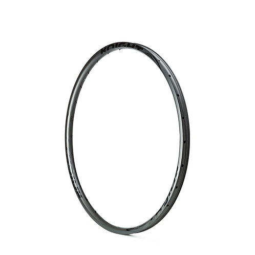 "Knight 29"" Trail Black Carbon Rim"