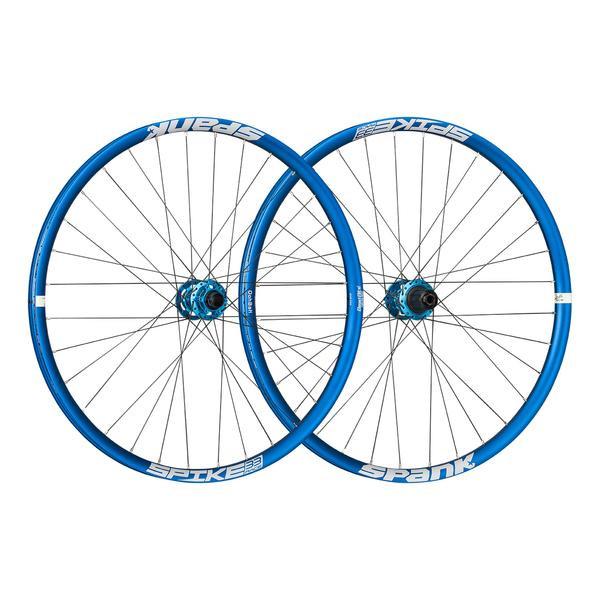 SPIKE Race 23 Wheelset 142 Blue