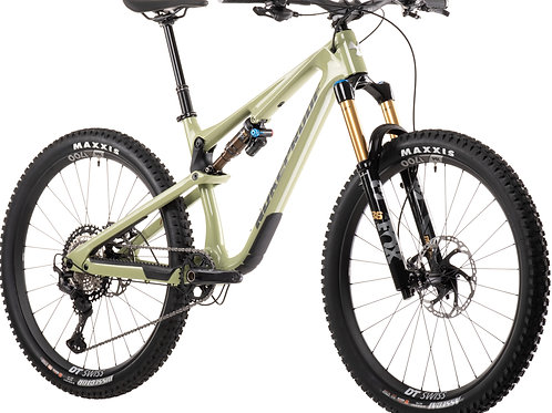 2021 Nukeproof Reactor 275 Factory - Artichoke Green