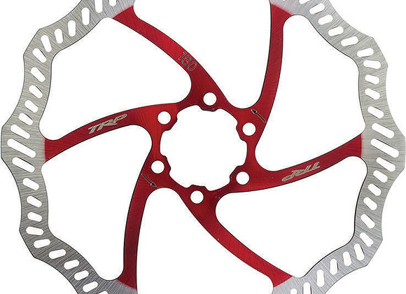 TRP Cycling Disc Rotor HY/RD-Spyre 180mm Red