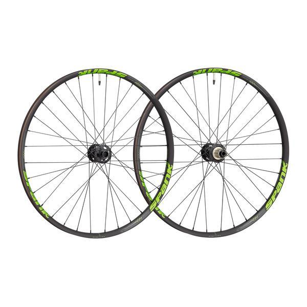 SPIKE 350 Vibrocore Wheelset 27.5 Black