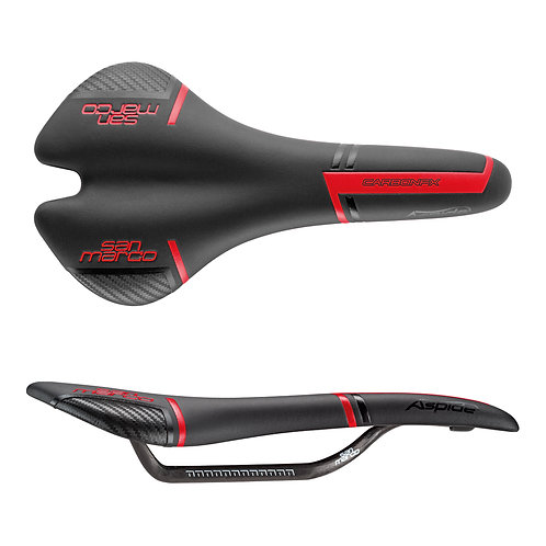 Selle Aspide Racing Narrow Road Saddle