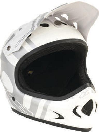 POINT5 Full Face Helmet XL White/Silver