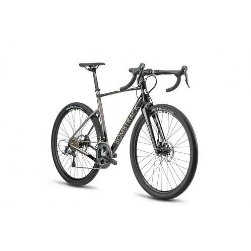 Bombtrack | Audax AL matt metallic grey/black 650B