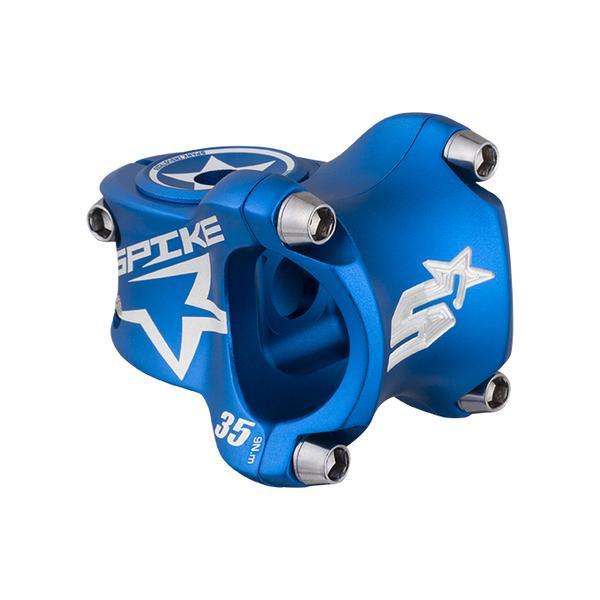SPIKE Race 35 Stem Blue