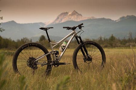 Banshee Phantom mountain bike frame