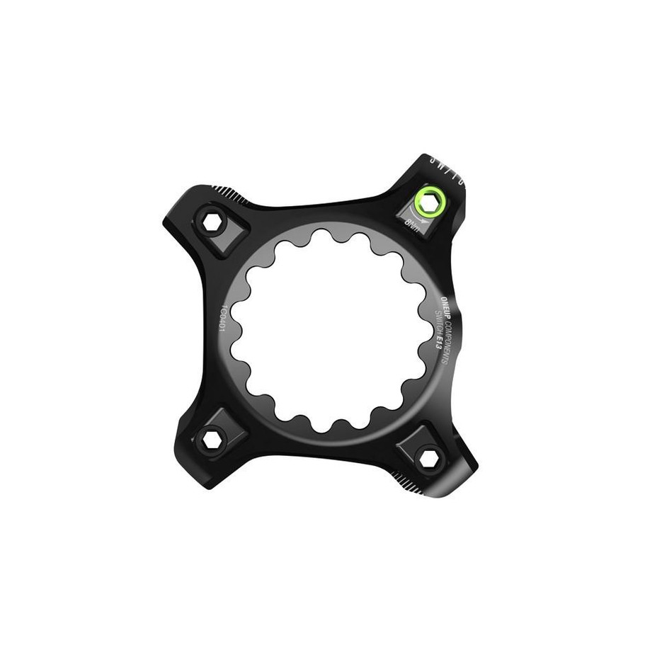 Switch Chainring Carrier E Thirteen Black