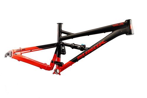 Rurok Cordillera 27.5 Frame Red/Black
