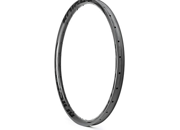 "Knight 27.5"" Enduro Black Carbon Rim"