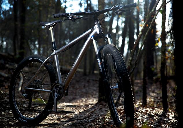 Elite 275 Titanium Bike