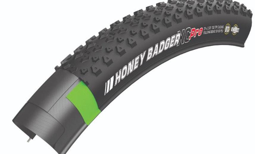 Kenda Honey Badger DH Pro 27.5x2.4 DTC KXCT 120Tpi fldg Tire