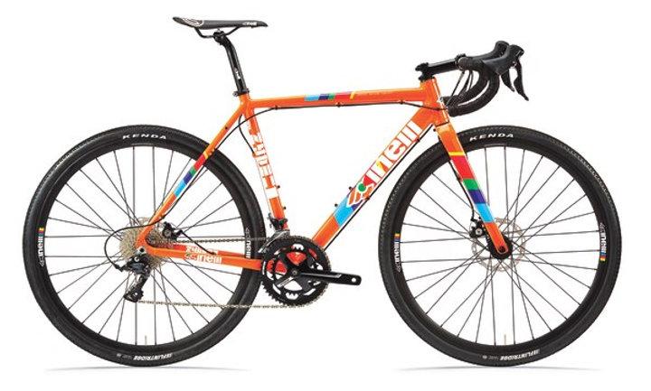 Cinelli Zydeco Lala / Sora Gravel Bike