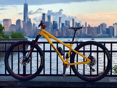 Rurok mountain bike frame