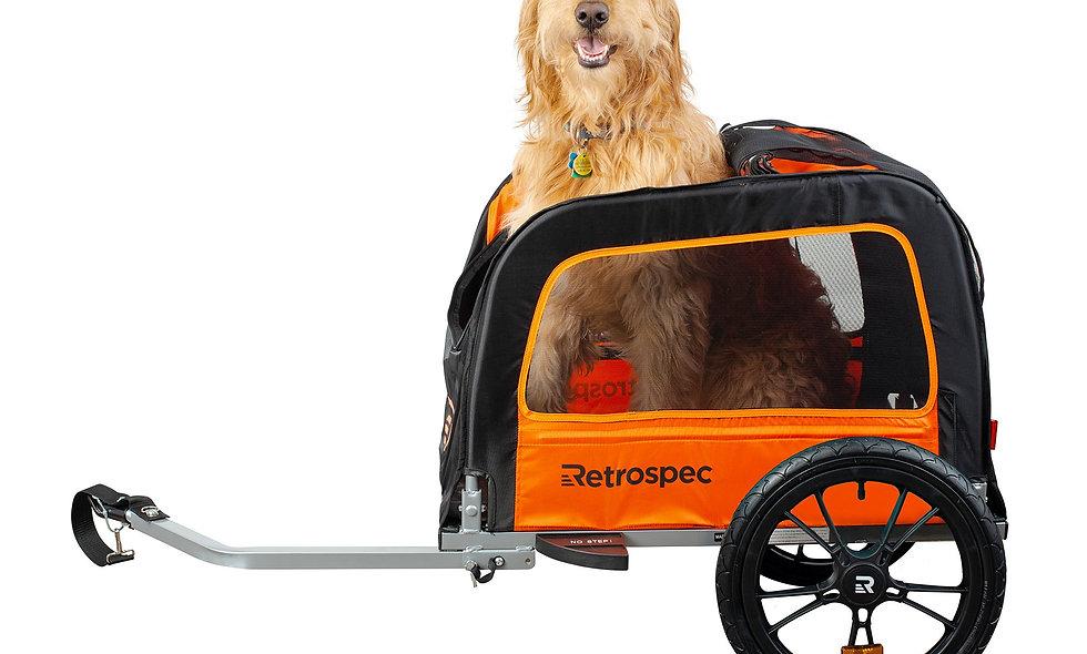 Rover Waggin' Foldable Pet Bike Trailer