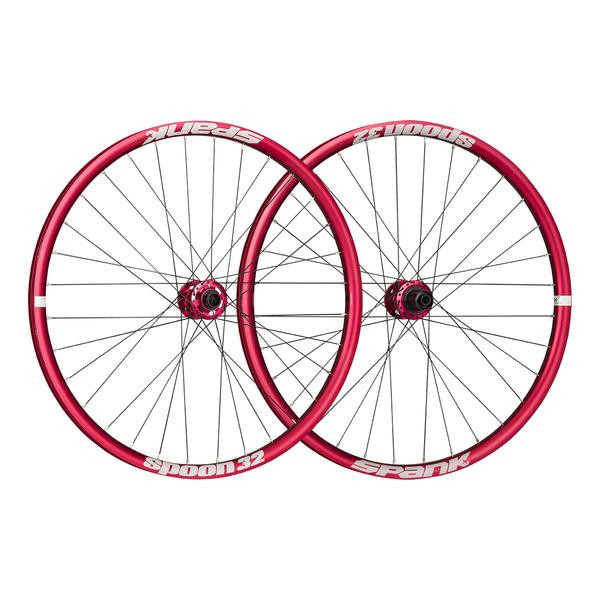 SPOON 32 Wheelset 142 Red