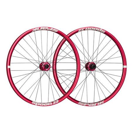 SPOON 32 Wheelset 142 Red