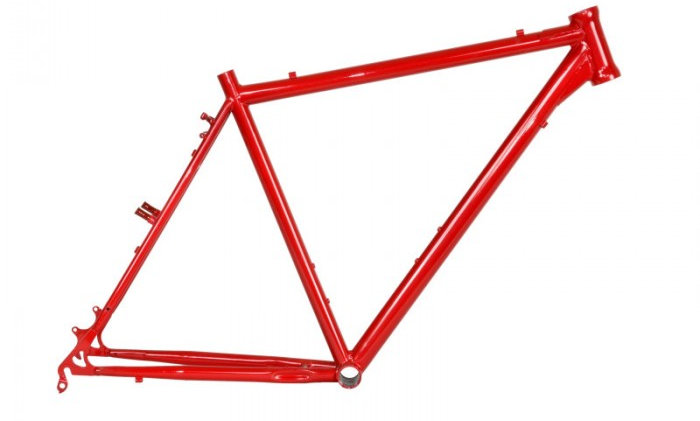 Cycle Force   Cro-mo Cyclocross Frame 50cm