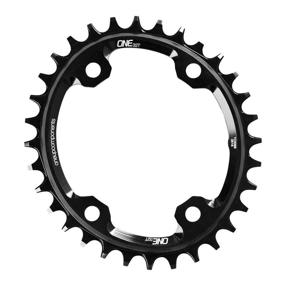 M8000 XT 32T Narrow Wide Traction Oval Chainring