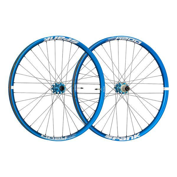 OOZY 395 Wheelset 142 Blue