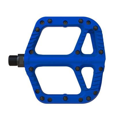 Composite Flat Pedal Blue